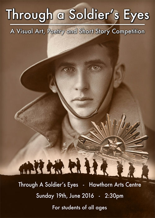 Through-A-Soldiers-Eyes-Centenary-of-ANZAC